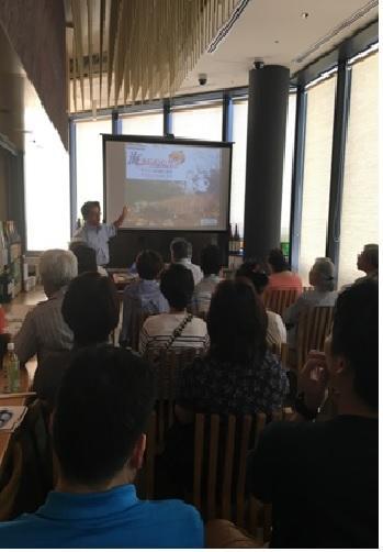 琵琶湖博物館サイエンスセミナー第3回の開催結果について